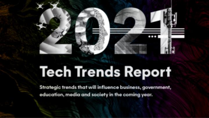 Les 12 tendances Tech 2021