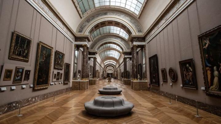 Un week-end de trois jours pour (re)découvrir toutes les œuvres du Louvre (même celles non exposées) ?