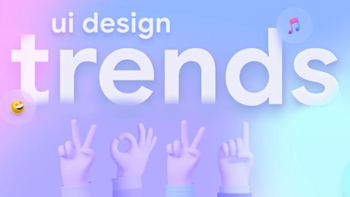 Interfaces utilisateurs : quelles sont les tendances actuelles ?