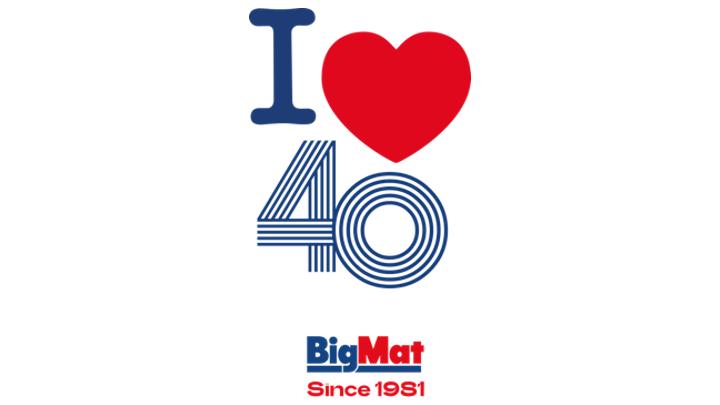 Jeu concours 40 ans BigMat