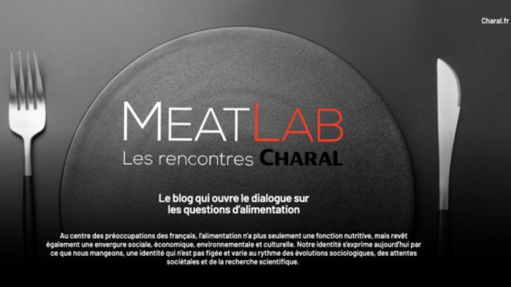 Refonte du MeatLab de Charal, orchestrée par RnD