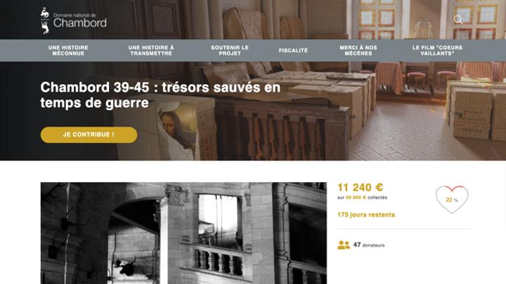 Le Domaine national de Chambord renouvelle sa confiance à RnD